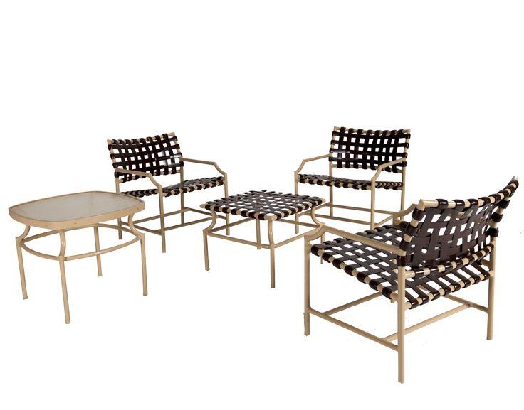 Restored Tropitone Cantina Furniture Outdoor Furniture