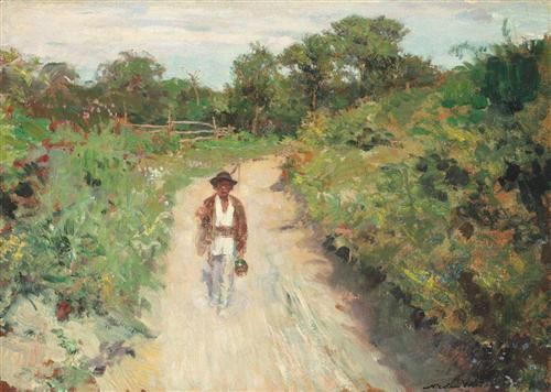 The Way Home - Nicolae Vermont