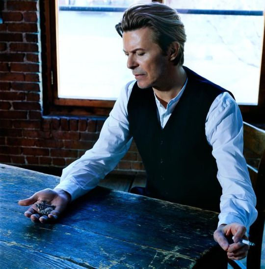 Bowie pills