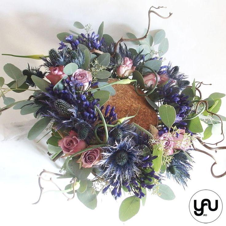 buchet flori albastre _ yau concept _ elenatoader (4)