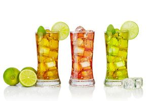 Metabolism-Boosting Iced Teas