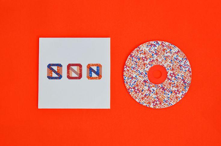 """Jaquette CD Compilation """"son"""" © La planche graphique"""