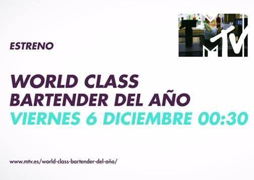 Programa de la MTV sobre WorldClass 2013