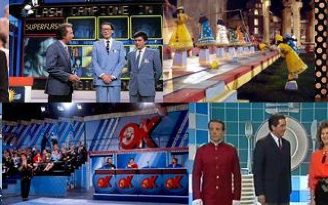 Elenco completo di tutti i giochi a quiz degli anni 80 #telequiz #quiz #giochi #premi #anni80