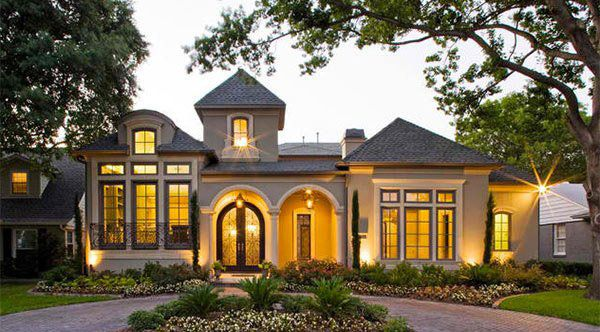 15 Sophisticated And Classy Mediterranean House Designs Home Design Lover Mediterranean Homes Exterior Mediterranean Homes Mediterranean House Designs