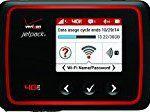 #3: Verizon MiFi 6620L Jetpack 4G LTE Mobile Hotspot (Verizon Wireless)