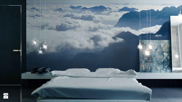 Jaka tapeta do sypialni? Pomysły na dekoracje ścian w sypialni - Homebook.pl