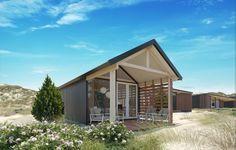 Midden in de duinen van Bloemendaal ligt dit heerlijke strandhuisje. Je loopt zó de duinen in en het strand op. Het strandhuisje is geschikt voor 4 personen