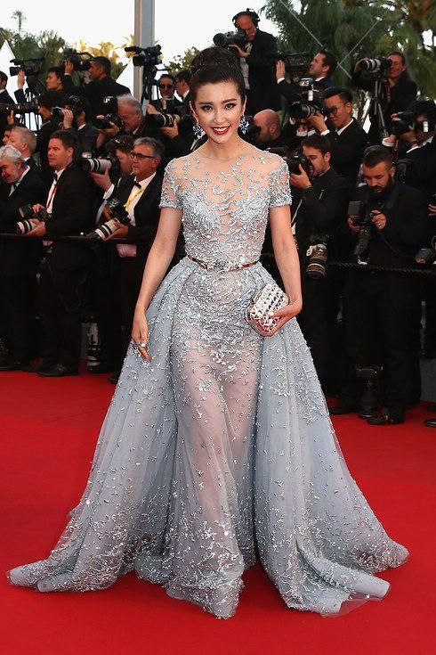 Li Bingbing | 31 Flawless Celebs Dressed To Kill At Cannes