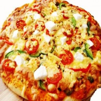 Order online  hot, hearty & delicious Veg Pizza @ www.vizagfood.com . Enjoy the great flavour and texture, and we bet it is the perfect appetizer . Free Home delivery in Visakhapatnam #Send_food_to_visakhapatnam, #best_cakes_to_vizag