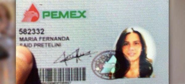 Regalan plaza en Pemex a sobrina inexperta de Peña Nieto