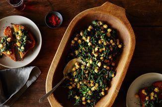 Moro's Chickpeas and Spinach (Garbanzos con Espinacas) Recipe on Food52 recipe on Food52