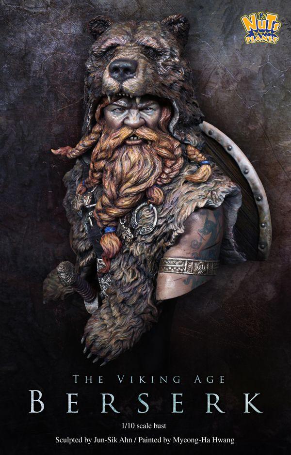 25+ best ideas about Viking Berserker on Pinterest ...