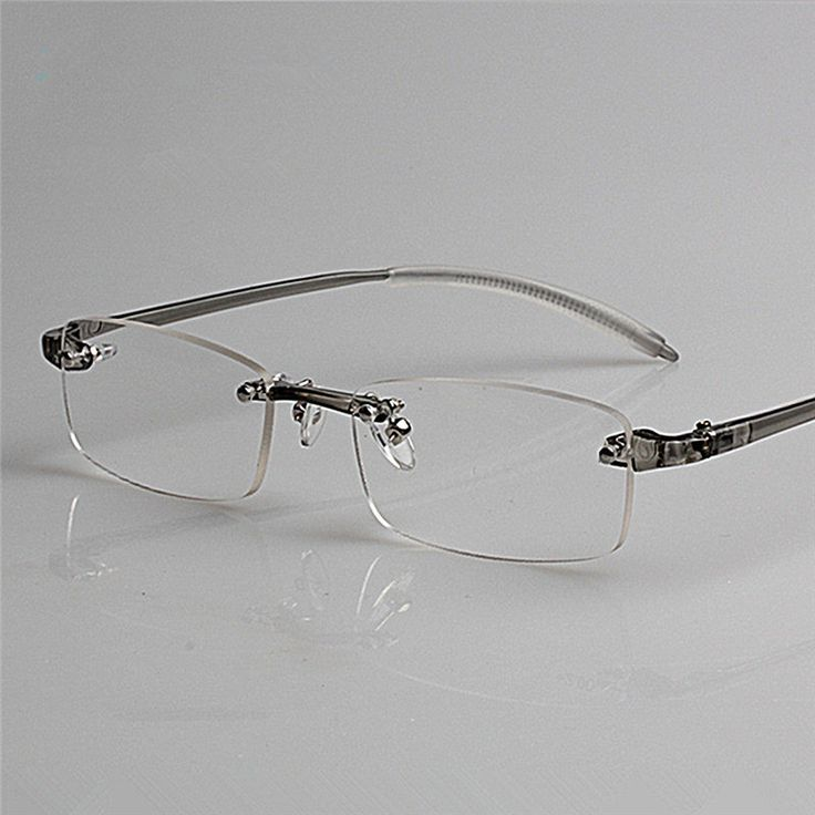 2017  Christmas Rimless Men Women lunette loupe  vue Retro Brand Comfy Ultra light TR90 Reading bayanGlasses Presbyopic Glasses -in Reading Glasses from Women's Clothing & Accessories on Aliexpress.com | Alibaba Group