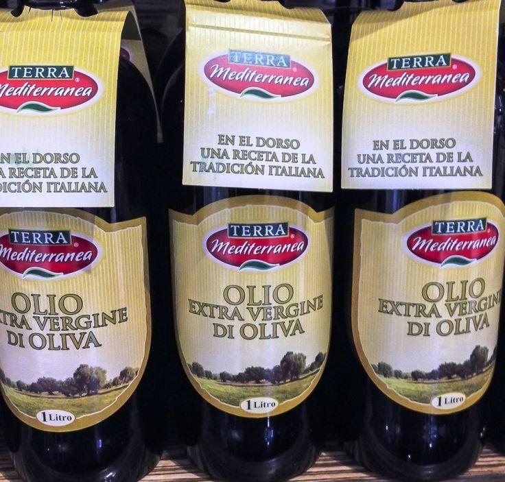 Aceite de oliva extra virgen Terra Mediterranea: lo mejor de Italia en aceites de oliva a tu disposición