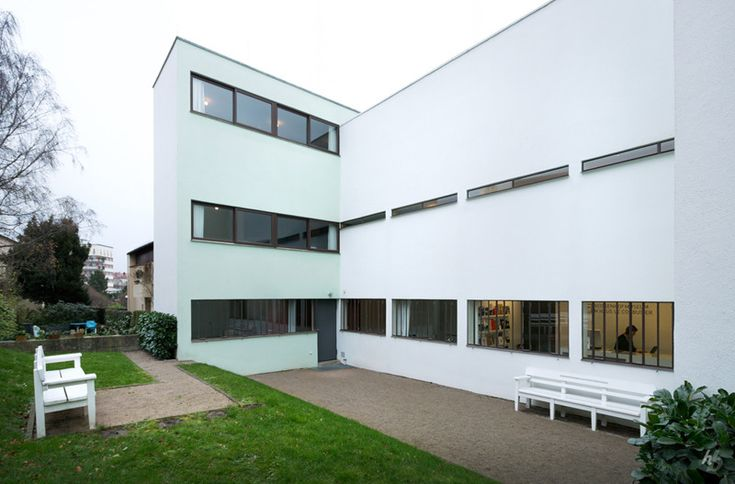 Gallery - AD Classics: Weissenhof-Siedlung Houses 14 and 15 / Le Corbusier and…