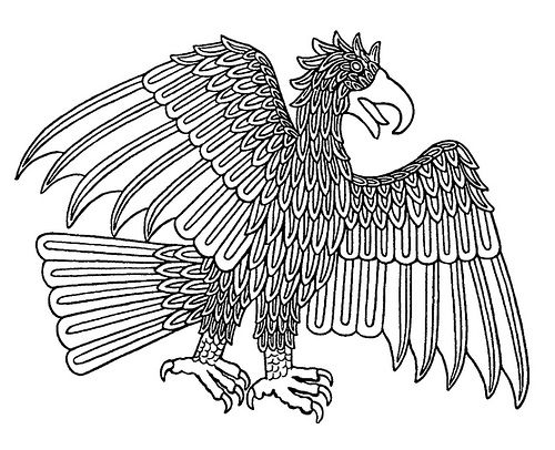 Mexico - Toltec Eagle (I know, not Aztec)