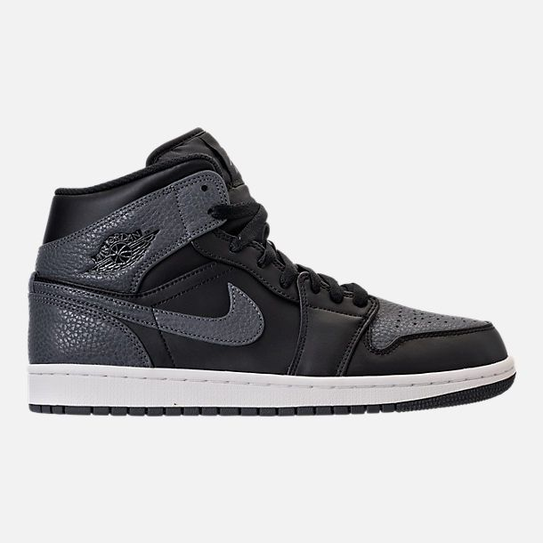 Nike Men s Air Jordan 1 Mid Retro Basketball Shoes in 2019  e0cc84aeca