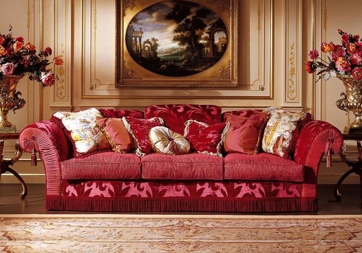 Luxury Furniture & Design: Busnelli Adamo S.r.l. from Italy. Stately... #abstyle #abproduction #italianstyle