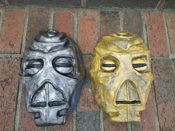 Skyrim Dragon Priest Masks