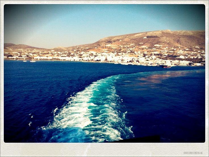Paroikia, Paros Port,