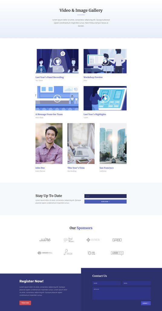 Get an Engaging Design Conference Divi Layout Pack for FREE  https://www.elegantthemes.com/blog/divi-resources/get-an-engaging-design-conference-divi-layout-for-free?utm_campaign=coschedule&utm_source=pinterest&utm_medium=Elegant%20Themes&utm_content=Get%20an%20Engaging%20Design%20Conference%20Divi%20Layout%20Pack%20for%20FREE