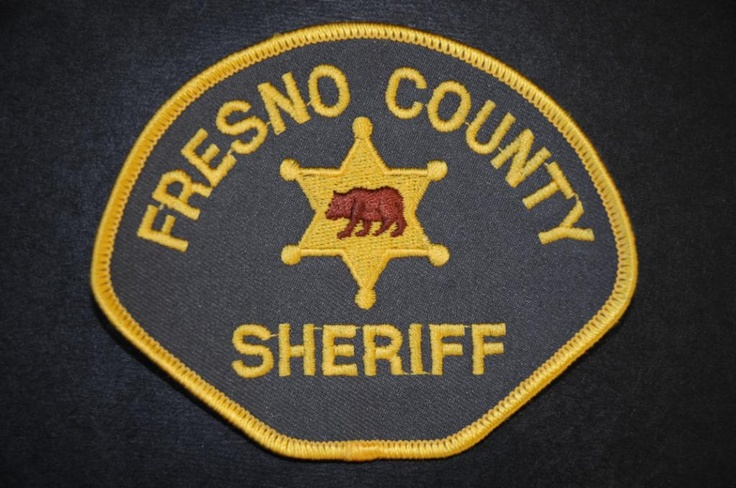 Fresno County Sheriff Patch, California (Current 1991 Issue)