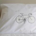 Bicycles Pillowcase Set