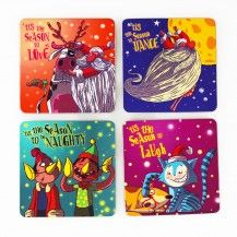 Party Coaster For This Christmas From Chumbak