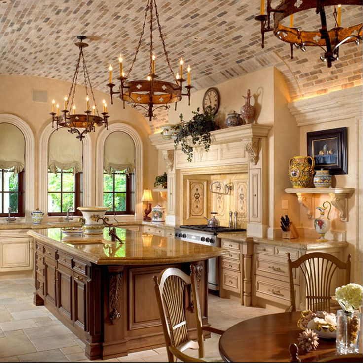 Best 25+ Luxury Kitchens Ideas On Pinterest