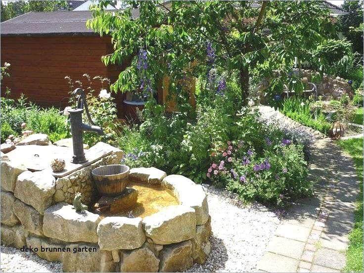 Deko Brunnen Garten Gartenbrunnen Selbst Bauen Brunnen Garten Holz ...