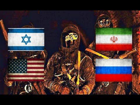 CNA: La 3ª Guerra Mundial entre EEUU e Israel contra Irán y Rusia a punto de caramelo