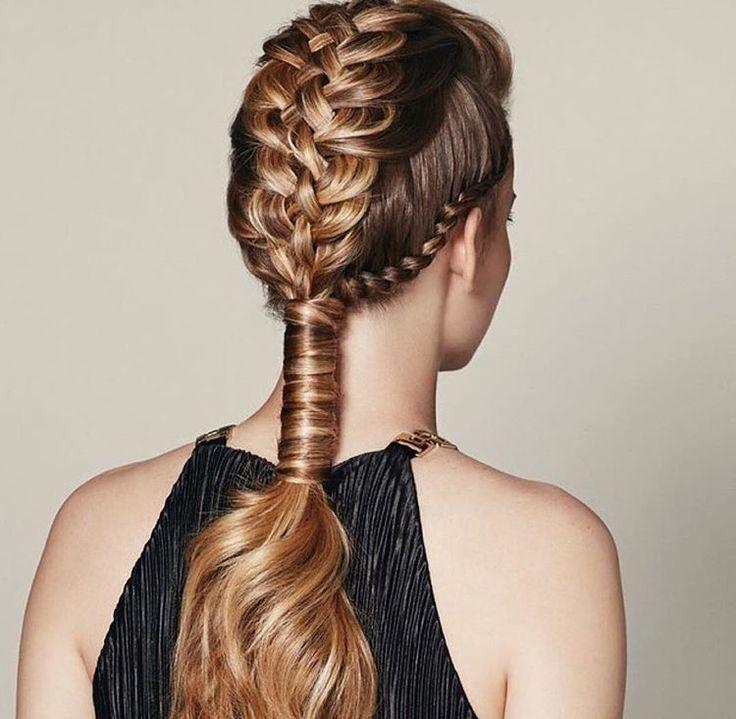 18 Wunderschone Zopfe Frisur Fur Langes Haar Sie Wurden Sofort Verlieben Mit Bildern Frisuren Mittelalterliche Frisuren Zopffrisuren
