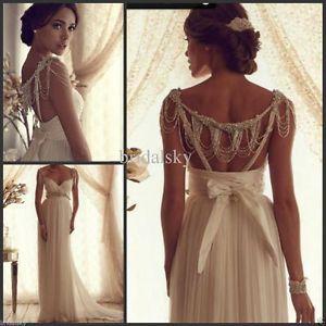 Graceful Chiffon Sicke Tassel Sash Sweetheart Mantel Sleeveless Hochzeits-Kleid | eBay