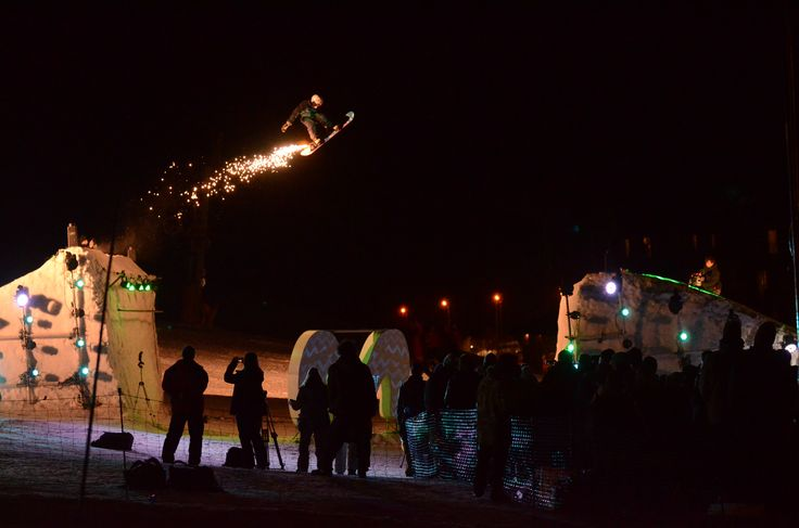 Música, saltos, luces y mucho más en el Movistar Big Weekend #EventosEnComunidad