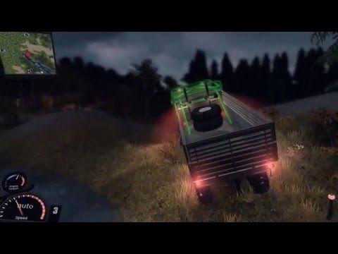 Spintires #007 - TATRA 813 KOLOS 8x8 - YouTube