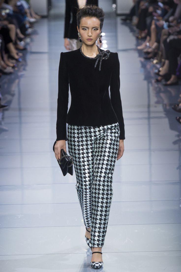 Armani Privé Fall 2016 Couture Collection Photos - Vogue