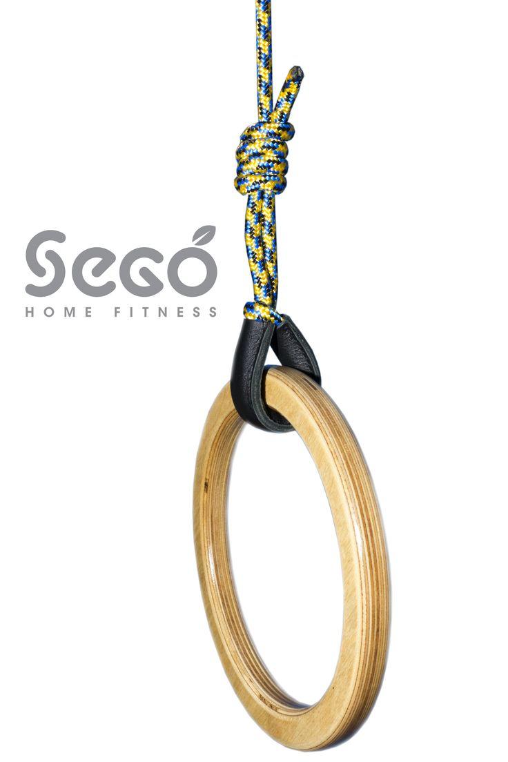 För barn :: GYMRINGAR I TRÄ (PAR) - Sport and fitness equipment. SEGO Ltd.