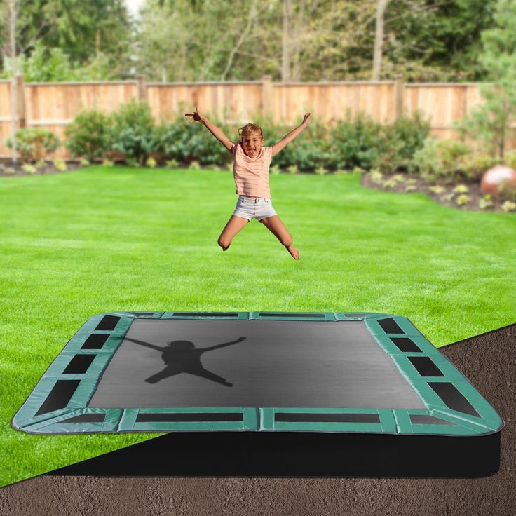 Create new memories with your children, with Oz Trampolines inground trampoline range. Designed to ensure your child has a safe and enjoyable jumping experience; inground trampolines are a seamless addition to any backyard #oztrampolines #trampoline #ingroundtrampoline #dream #play #outdoorplay #christmasgift #layby
