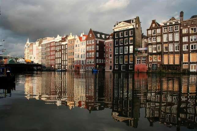 Stadt der Grachten: Amsterdam #amsterdam #travelgoals #travel #wochenendtrip # weekendtrip