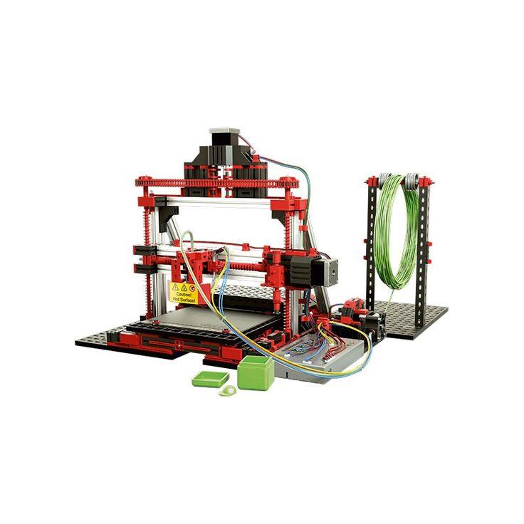 Fischertechnik 3D Printer Main