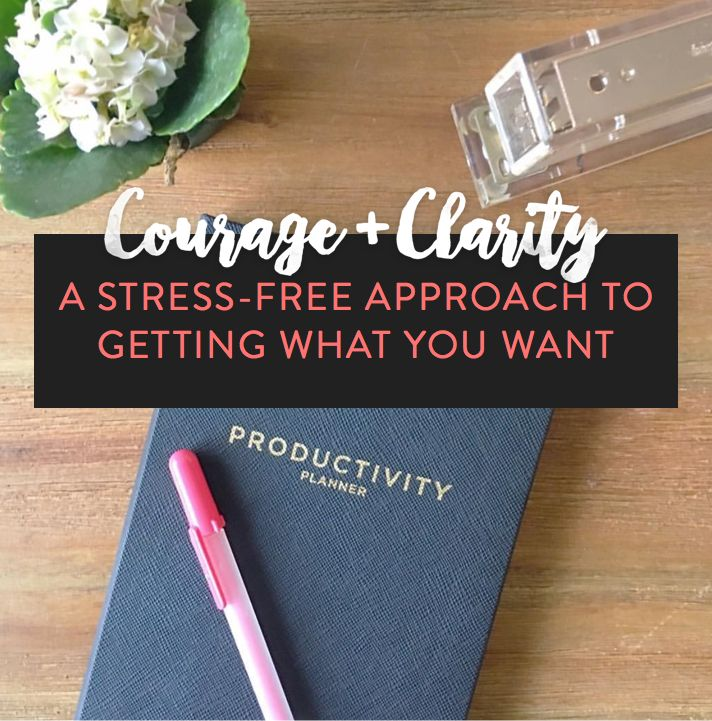 Ep 014 // A Stress-Free Approach to Getting What You Want with Chase Reeves — Courage and Clarity