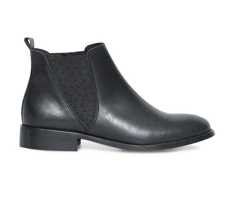 chelsea boots noir