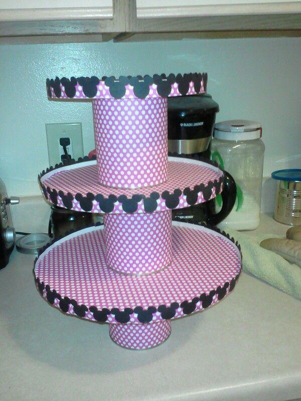 391 best Minnie Mouse Birthday Ideas images on Pinterest Minnie
