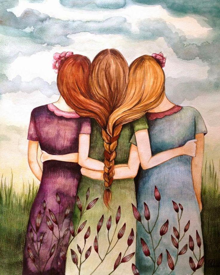 Прикольные картинки о любви дружбе