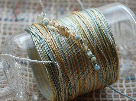 Bead Crochet how to