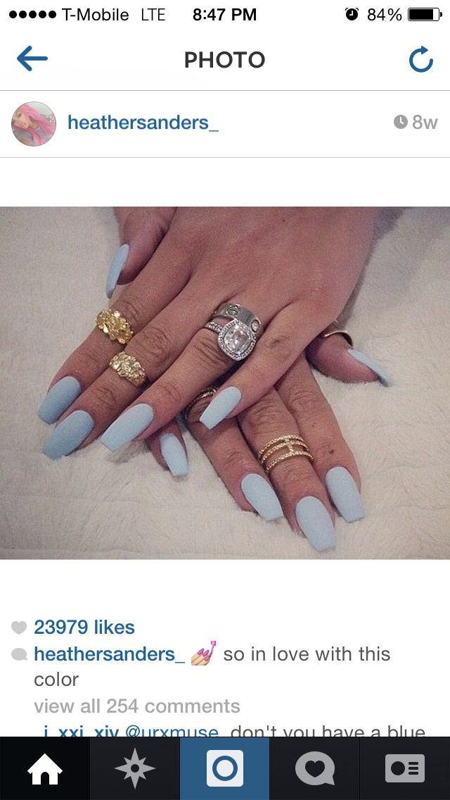 19 best Nails images on Pinterest | Long nails, Cute nails and Beauty