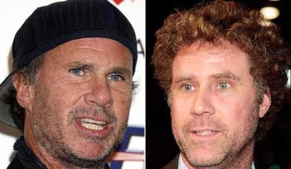 Chad Smith (Red Hot Chili Peppers)/Will Ferrell