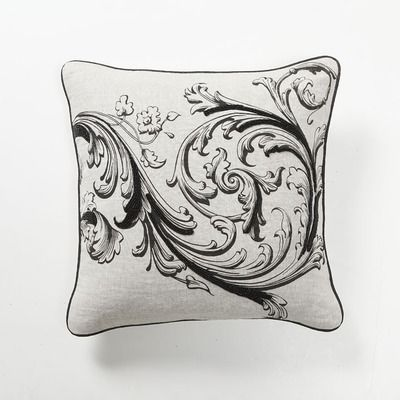Villa Home Baroque and Roll Elite Pillow