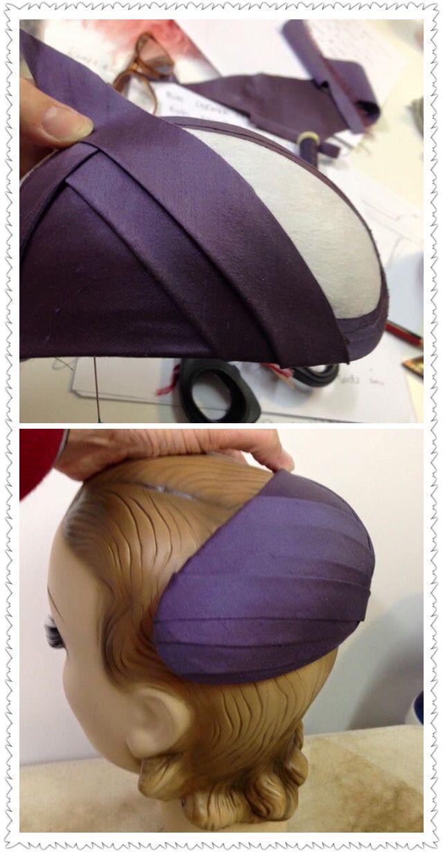 Tecnicas de sombrereria